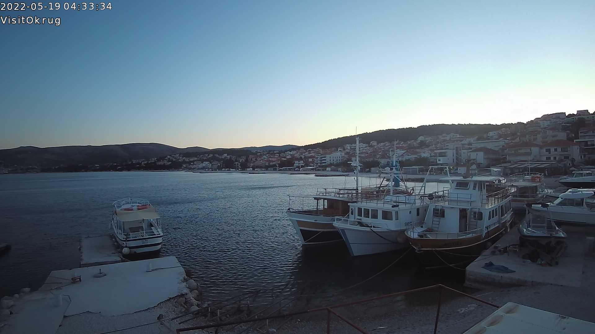 Webcam - Okrug Gornji
